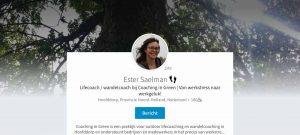 Profiel Ester Saelman