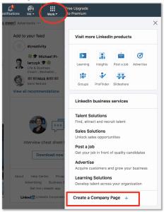 Hoe maak je een LinkedInbedrijfspagina