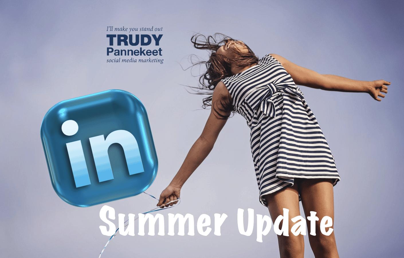 LinkedIn nieuwste ontwikkelingen – aug 2017