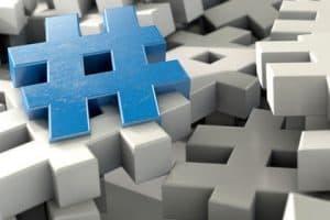 Hashtags zorgen dat je beter gevonden wordt
