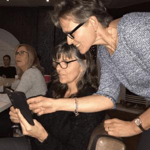 Praktische uitleg Social Media Training Trudy Pannekeet