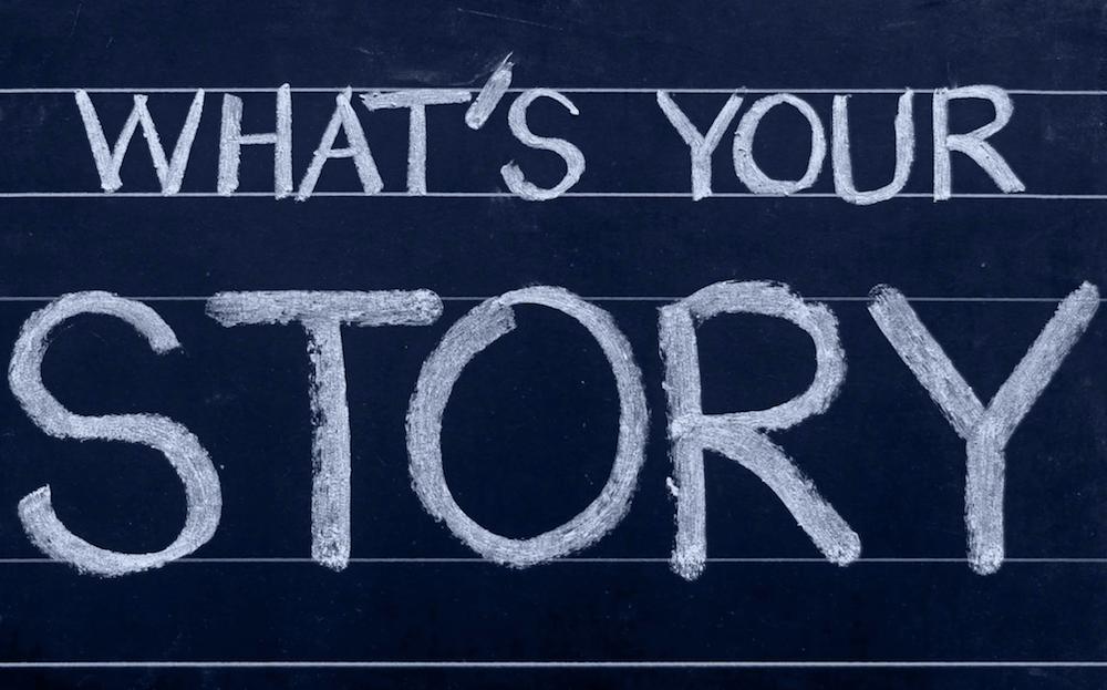 What is your story - Online beter zichtbaar worden