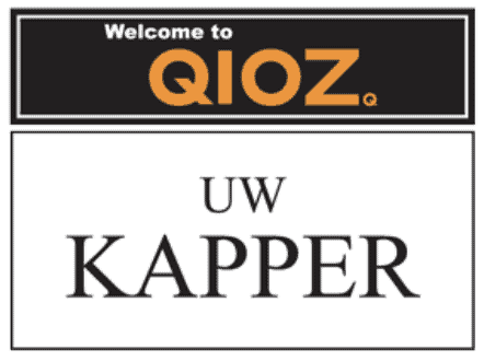 Qioz zorgkappers