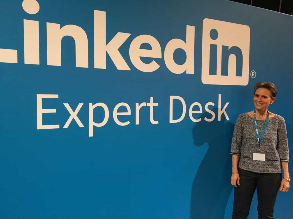LinkedIn Specialist bij ExactLive LinkedIn expert desk