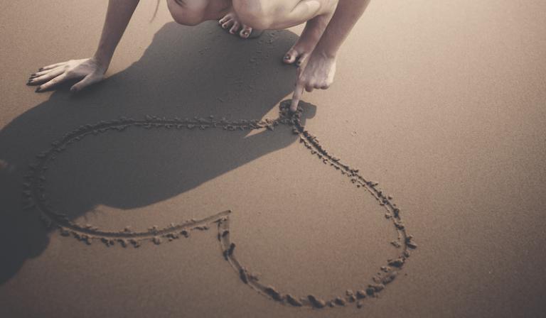 Heerlijk op het strand - tijd voor jezelf - Workation Trudy Pannekeet