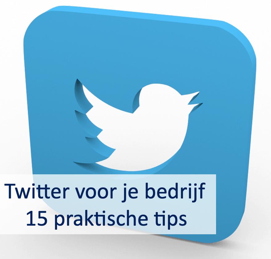 Hoe werkt Twitter? 15 tips voor zakelijk Twitter