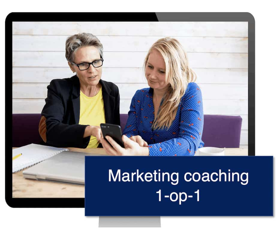 Online Training Marketing Coaching Trudy Pannekeet
