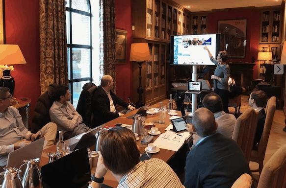 LinkedIn incompany Training Trudy Pannekeet - Autocentrum Beelen WEB