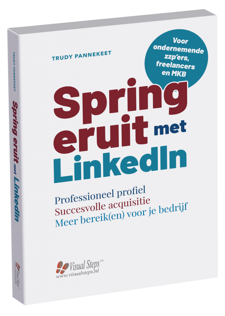 Spring eruit met LinkedIn (scherp)_3d groot